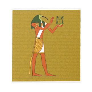 Thoth, Ancient Egyptian God Notepad