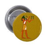 Thoth, Ancient Egyptian God Pinback Button