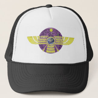Thoth-and-Sundisk Hat
