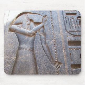 Thoth - dios sagrado del conocimiento tapetes de raton
