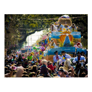 Thoth Mardi Gras Post Cards