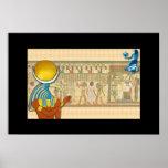 Thoth - señor de la sabiduría impresiones
