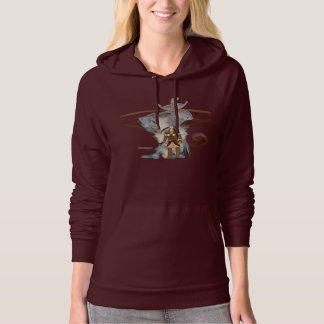 Thoth Whisps Ladies Hoodie