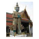 Thotkhirithon Giant Demon Postcard