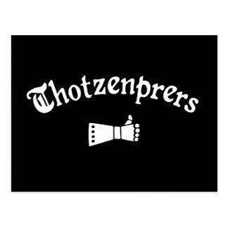 Thotzenprers Postcard