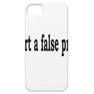 Thou Art A False Prophet iPhone SE/5/5s Case