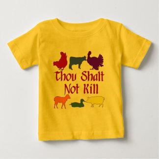 Thou Shalt Not Kill Baby T-Shirt