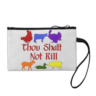 Thou Shalt Not Kill Coin Wallet
