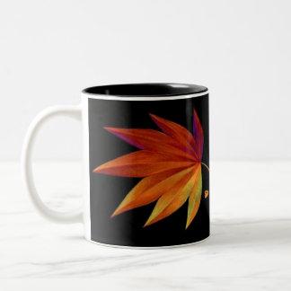 Though Seasons Change.... Two-Tone Coffee Mug