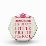 Though she be but little she is fierce awards