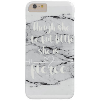 Though..she Is Fierce  Marble Case I-Phone