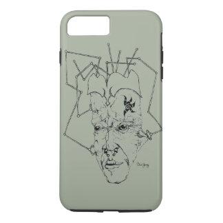 Thought cap iPhone 8 plus/7 plus case