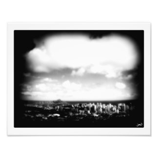 Thought Clouds Photo Print