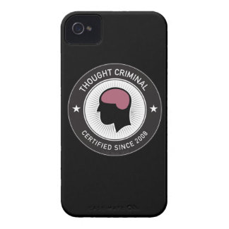 Thought Criminal Case-Mate iPhone 4 Case