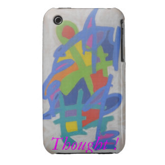 Thought ! iPhone 3 cases