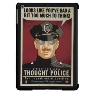 Thought Police Cover For iPad Air