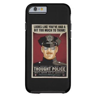 Thought Police Tough iPhone 6 Case