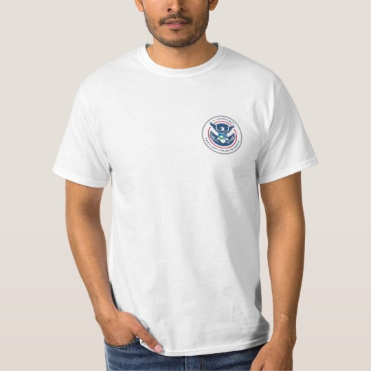 Thought Police - Crime Division T-Shirt