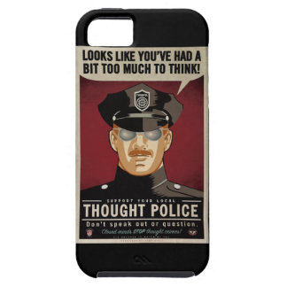 Thought Police iPhone SE/5/5s Case