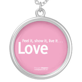 Thought Shapers™ Love Necklace