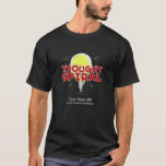 """Thought Spiral &quot;Test Shirt #2""""  t-shirt.<br><div class=""""desc"""">Support the show and tell the world you were a Thought Spiral early adopter with the very first black Thought Spiral &quot;T-Shirt&quot;.</div>"""