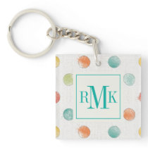 Thoughtful Butterflies Step Keychain