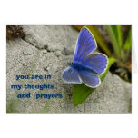 Thoughtful Expressions for Time of Loss/Difficulty Stationery Note Card