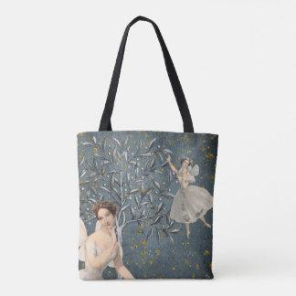 Thoughtful Fairies Tote Bag