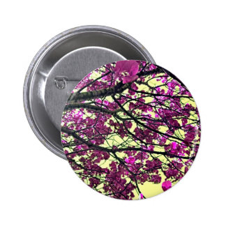Thoughtful flowers button