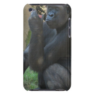 Thoughtful Gorilla iTouch Case iPod Case-Mate Case