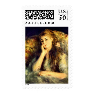 Thoughtful La Pensee Postage
