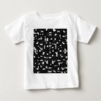 Thoughtful Lines IV - Black & White Art T-shirt