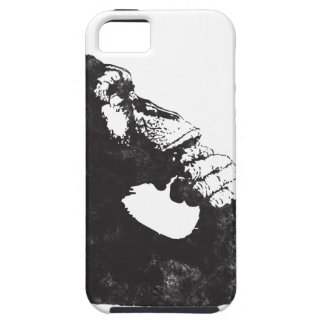 Thoughtful Monkey iPhone 5 Cover