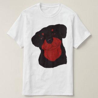 Thoughtful Rottweiler T-Shirt