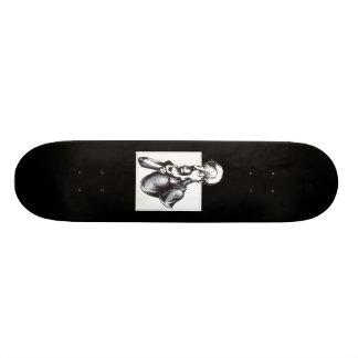 Thoughtful Skateboard