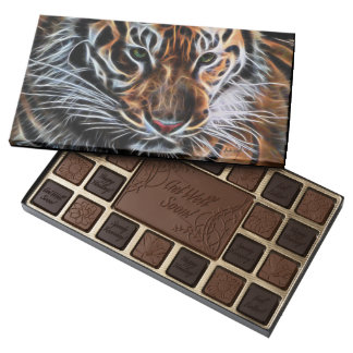 """Thoughtful Tiger"" Assorted Chocolates"
