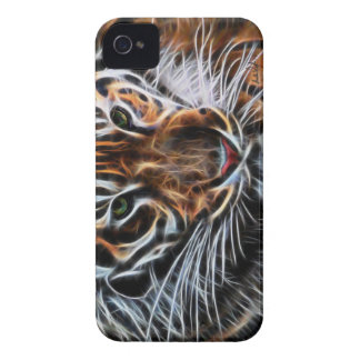 Thoughtful Tiger Case-Mate iPhone 4 Case