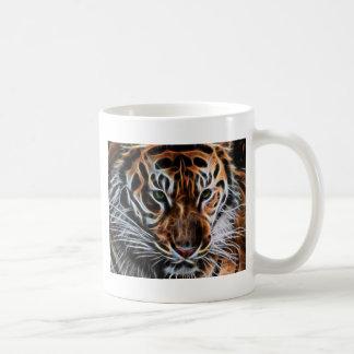 Thoughtful Tiger Coffee Mug