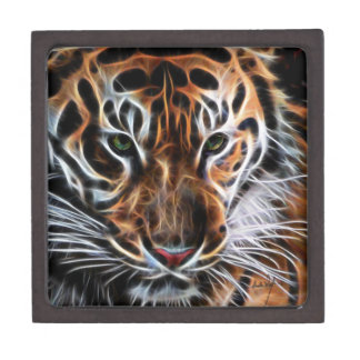 Thoughtful Tiger Gift Box