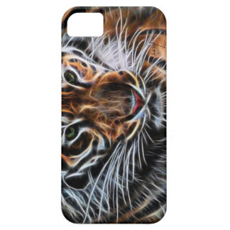 Thoughtful Tiger iPhone SE/5/5s Case