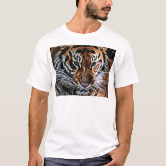 Thoughtful Tiger T-Shirt
