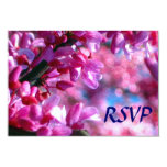 "Thoughtfulness BAT MITZVAH RSVP Cards 3.5"" X 5"" Invitation Card"