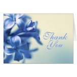 Thoughtfulness Greeting Card Thank You Lilac Greeting Card