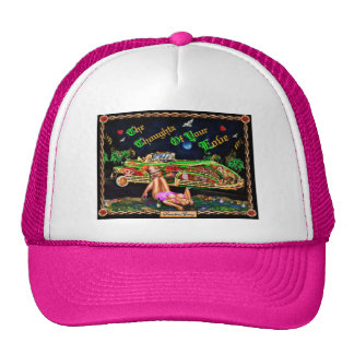 THOUGHTS TRUCKER HAT
