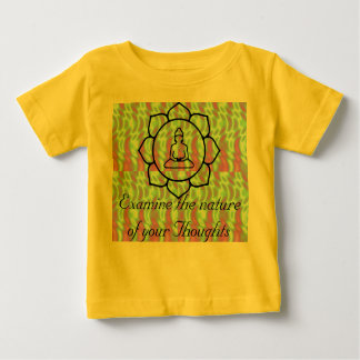 thoughts infant shirt