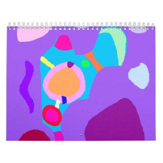 Thoughts Meditation Past Present Future Solution Calendar