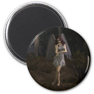 Thoughts of a Dark Angel Magnet