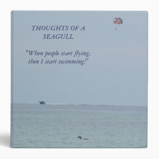 Thoughts of a Seagull Binder