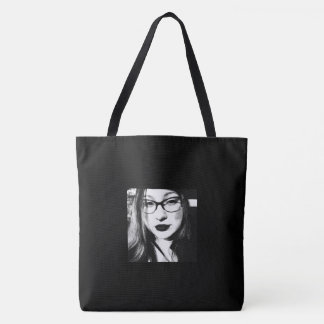 """""""Thoughts of a Young Woman"""" Tote"""