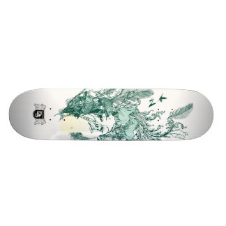 Thoughts Custom Skateboard